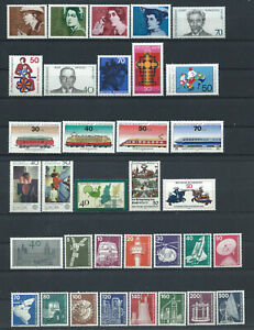 Allemagne-RFA-Annee-1975-Neuf-MNH-Complete