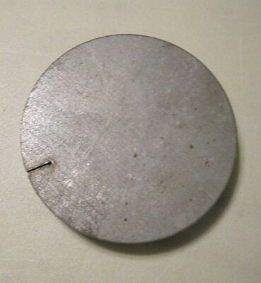"""1 5//8/"""" 1.63 Lot of 10 Stainless Steel Disc Circle .063 1//16/"""" Thick Dia"""