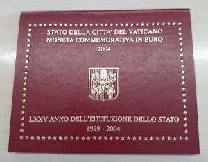Vatican Commémorative Dans Dossier (Choisissez Entre : 2004 Jusqu'À 2020)