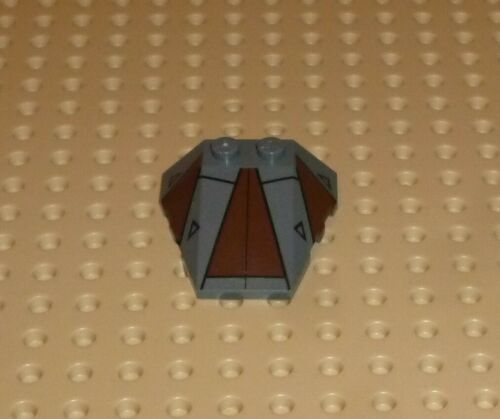 LEGO WEDGE DECORATED 4 x 4 Triple Choose Part /& Qty JD2 6069 /& 48933