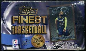1996-97 Topps Finest Basketball Series 2 Sealed Unopen 1 Box / No Returns