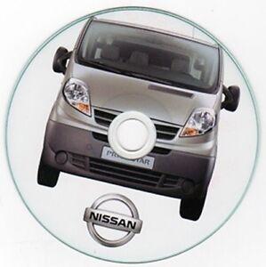 2002 nissan primastar x83 factory service repair manual