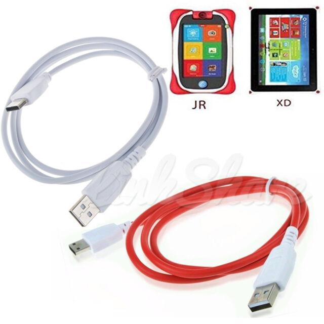 US SHIP USB Data Sync Charger Cable Cord for Nabi Jr Nabi XD 2S Elev8 Tablets x
