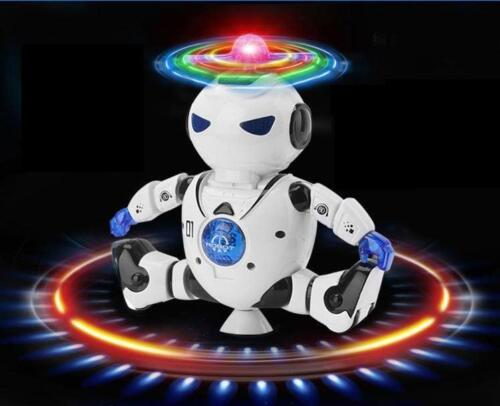 Toys For Girls Toddler 2 3 4 5 6 7 8 9 Years Old Age Dancing Robot Singing Toy
