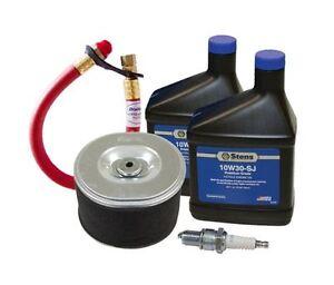 Honda GX340 & GX390 Oil Change Kit - Oil, Oil Drain Hose