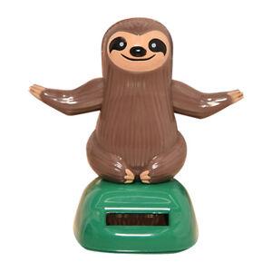 Cute-Cartoon-Sloth-Solar-Swing-Hand-Car-Dashboard-Home-Ornament-Gift-Decor-Oma