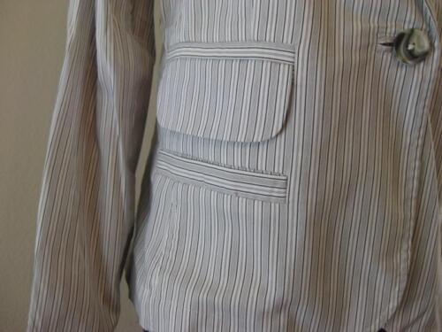 Giacca cotone misto a e righe Womens Cabi da uomo leggero New nere in bianche r1xqIgrCw