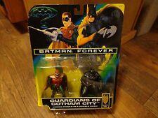 1995 KENNER--BATMAN FOREVER--GUARDIANS OF GOTHAM CITY FIGURE 2 PACK (NEW)