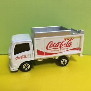 Tomica-Coca-Cola-Truck-Car-Figure-Toy-Japan