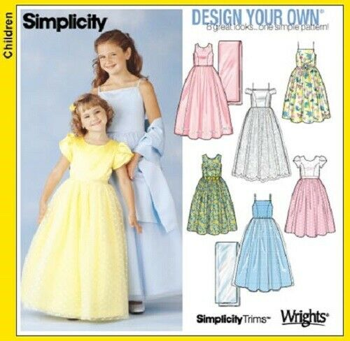 Victorian Dress Costume Sewing Pattern Upick Sz 8-14 or 16-22 Butterick 4540 OOP