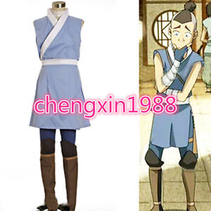 Avatar-The-Last-Airbender-Cosplay-Sokka-Cosplay-Costume-Set-Halloween-CostumeV11