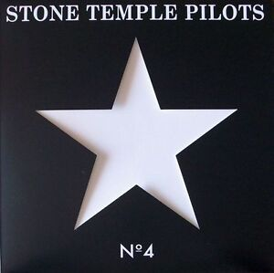 LP-STONE-TEMPLE-PILOTS-No-4-WHITE-VINYL-NUMBERED-LTD-VINYL-GRUNGE