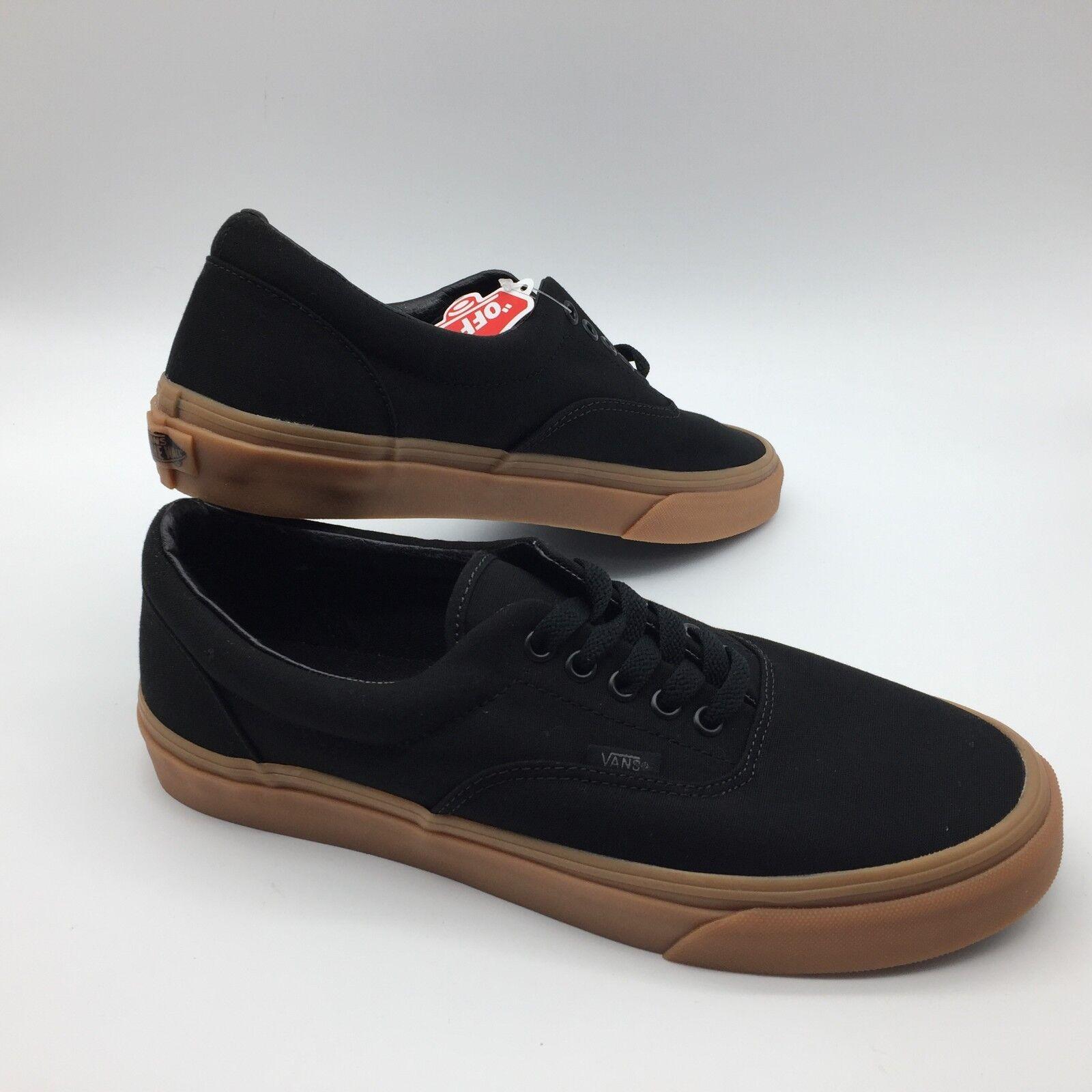 Vans Men's shoes's  Era  Black Classic Gum