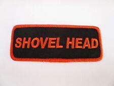 Shovelhead,Harley,Patch,Aufnäher,Aufbügler,Badge,Biker,Chopper,Old School