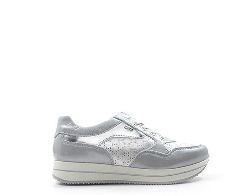 Scarpe IGI&CO Donna scarpe da ginnastica Trendy  GRIGIO Pelle naturale 3159500-DKU