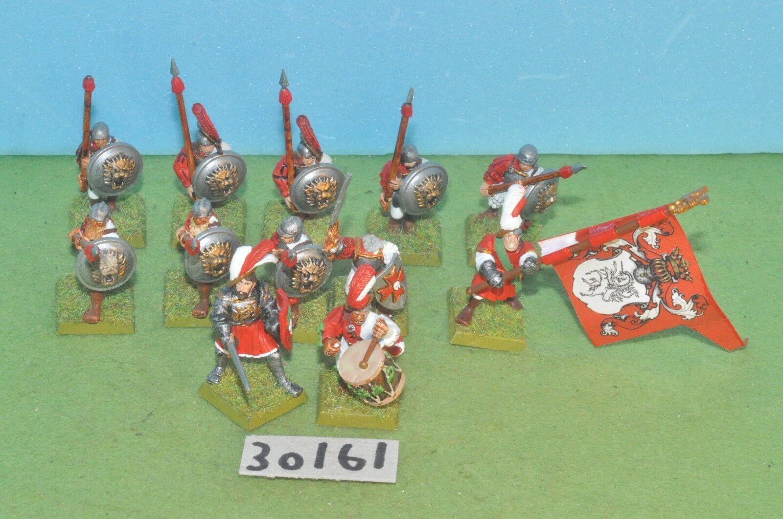 Empire spearmen pikemen 12 sigmar order fantasy (30161) warhammer