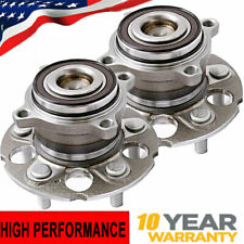 Pair Wheel Bearing With Hub Assembly For 2012 2015 Honda Civic Ex Ex L Si