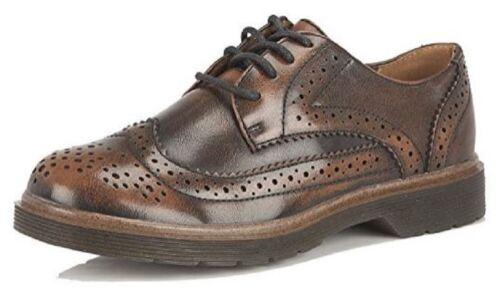 Dolcis Chaussures brogues et Casual Luca femmes Ols681 pour Femmes filles Marron Nouveau 7dqw1gFx1