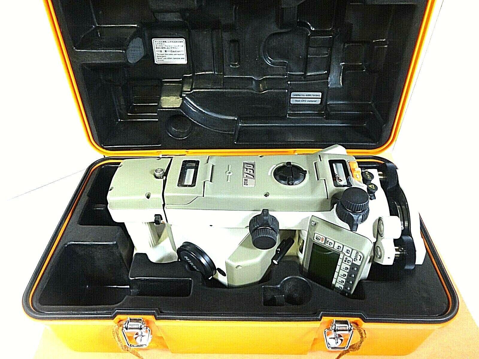Nikon DTM-750 Total Station W/ Case -  Free Shipping