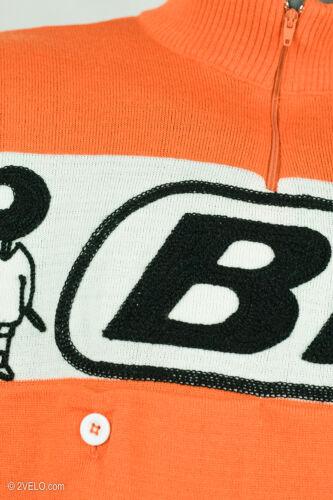 new BIC vintage wool jersey never worn XXL