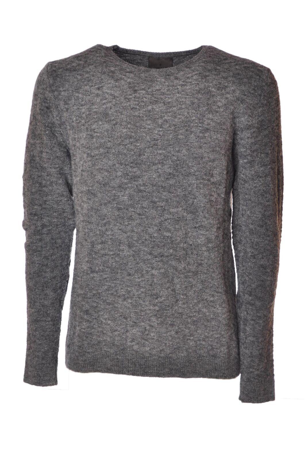 Diktat - Knitwear-Sweaters - Man - Grey - 4341706C195015