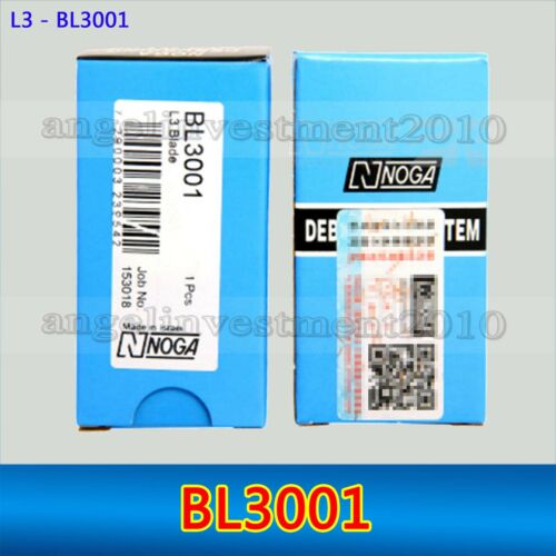 1Pcs BL3001 Deburring System Blades Applicable