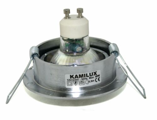 Kamilux® 400Lm Decken Einbaustrahler Spots BAJO IP20 Innen /& Aussen 5W SMD-LED