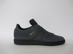 a10958191be Image is loading Adidas-Busenitz-Charcoal-Black-Gold-Sz-9-B22768