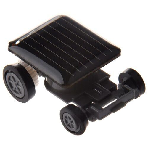 World/'s Smallest Solar Car Educational Toys with Solar Energy R7C1