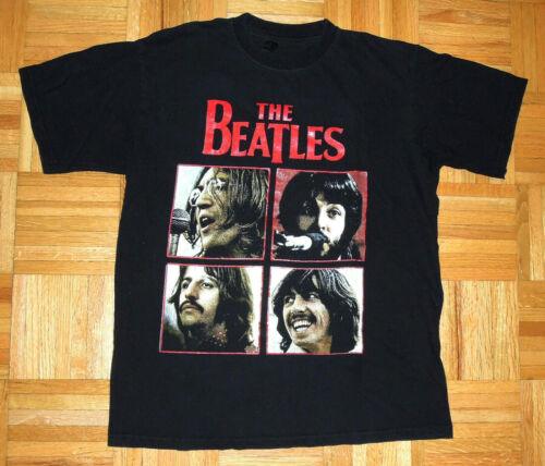 VTG the beatles let it be artwork collection 1985 large ##463 RARE!