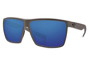91d3db37e1 NEW Costa Del Mar RINCON Matte Moss   580 Blue Mirror Glass 580G ...
