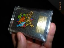 POKEMON LIMITED EDITION PIN'S COLLECTOR ULTRA RARE COLLECTOR N° 0002/1000 BADGE
