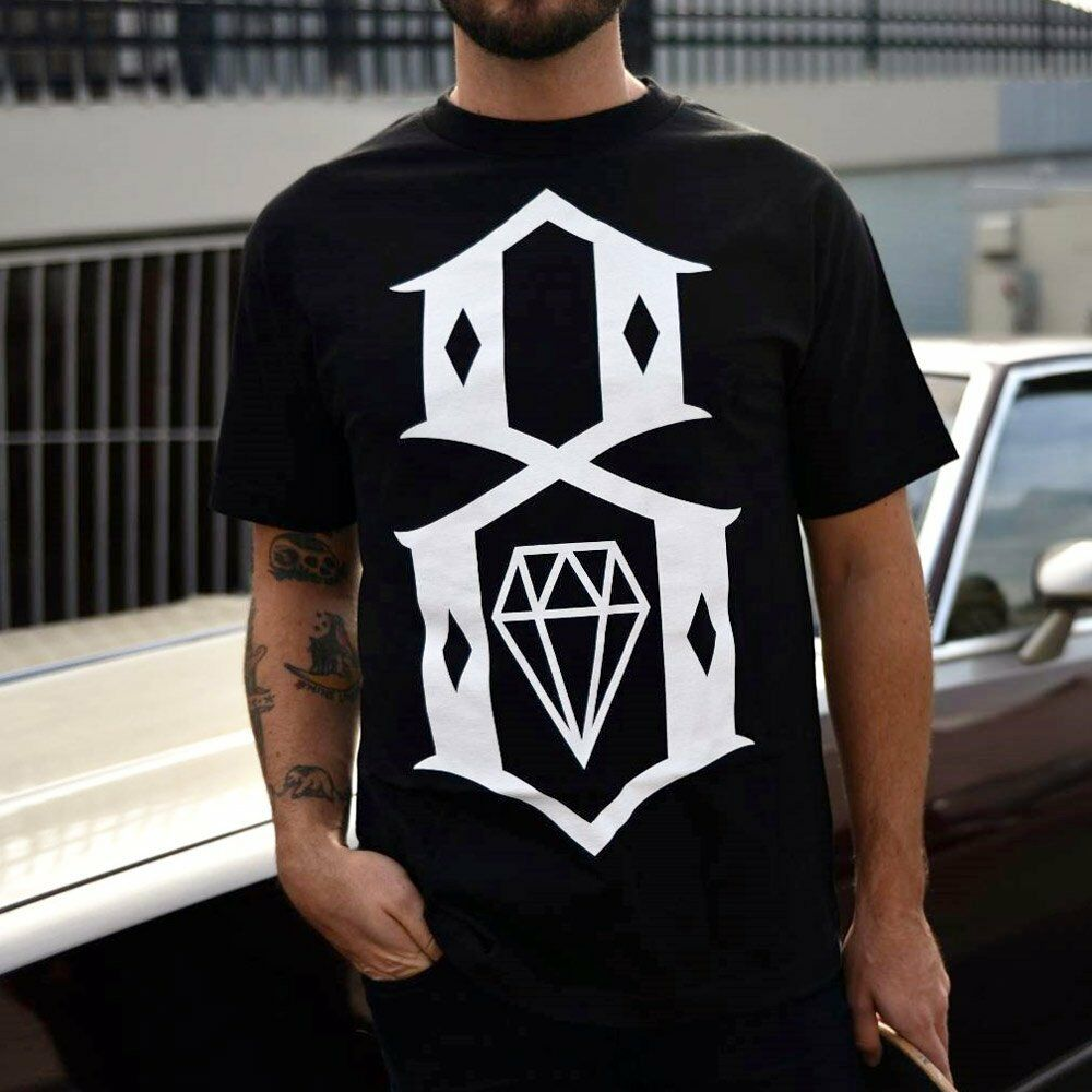 REBEL EIGHT STANDARD ISSUE T-SHIRT TEE AUTHENTIC REBEL8 - IMPORTED FROM USA