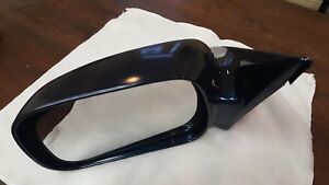 NEW SILVER Drivers Side Left Door Mirror Fits 2002-2006 Camry USA NonHeated