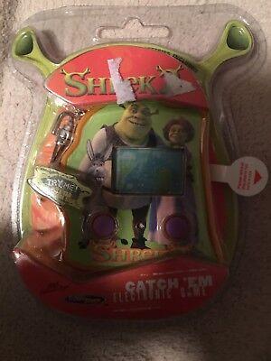 Shrek 2 Castle Run Electronic Game Handheld New Sealed 2004 Ebay