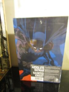 DC BATMAN ABSOLUTE HAUNTED KNIGHT GRAPHIC NOVEL / SLIPCASE HARDCOVER SEALED~