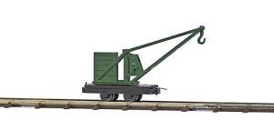 Busch 12251 Mobile Crane H0f