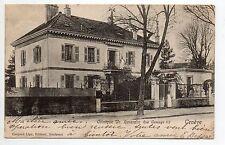 SUISSE SWITZERLAND canton de GENEVE GENEVE Clinique dr REVERDIN rue Carouge