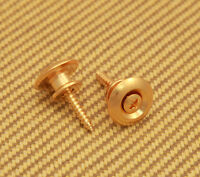 Ap-0684-002 Gotoh Gold Oversized Strap Buttons For Guitar & Bass