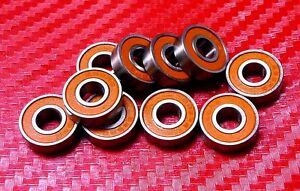 1 pc 6x13x5mm ABEC-7 SMR686 ZZ - 440C Stainless Steel Radial Ball Bearing