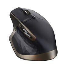 Logitech MX Master kabellose Maus - Windows Mac schwarz (Bluetooth, Unifying) 03