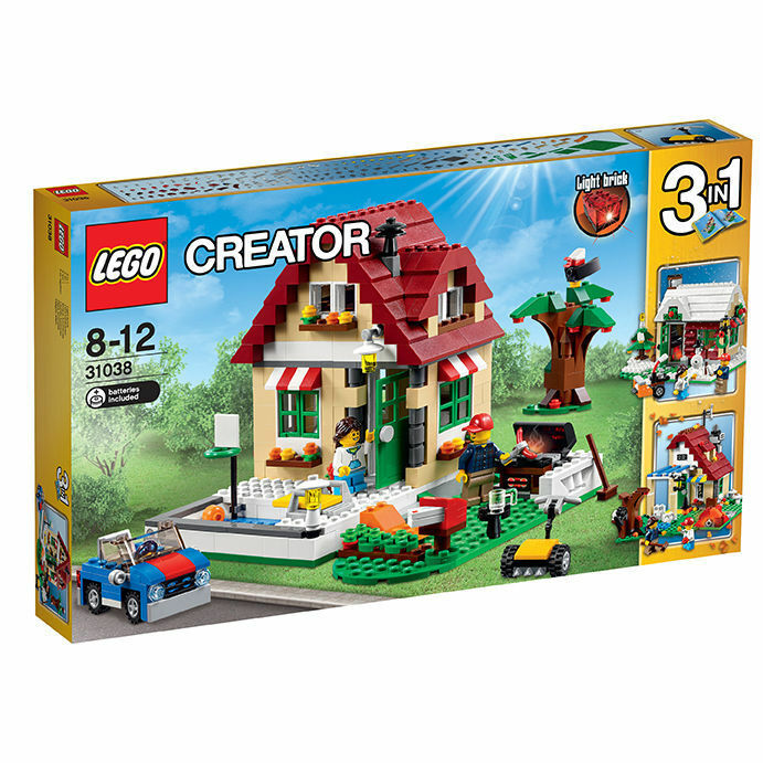 LEGO ® Creator 31038 Wechselnde Jahreszeiten Neu OVP New Original