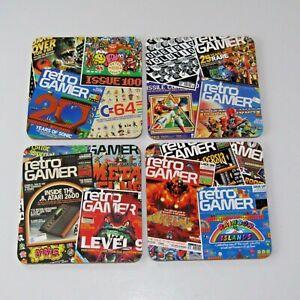 Commodore-64-ATARI-Rainbow-Islands-Man-Cave-Retro-Video-Games-Coaster-Set