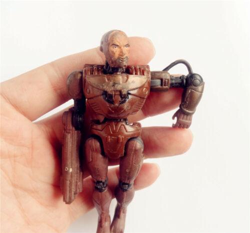 "GI JOE Cobra  action figure 3.75/"" old lost color"