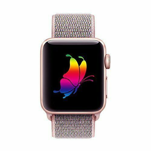 Apple Watch Band 38mm Soft Silicone Wristband Straps For Iwatch Series 3 2 1 For Sale Online Ebay