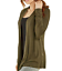 Sofra-Women-039-s-Open-Front-Soft-Draped-Long-Sleeve-Cardigan-Sweater-Longline-Tunic thumbnail 14
