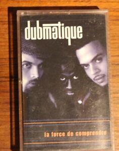 Dubmatique-La-force-de-comprendre-Cassette-Les-Disques-Tox-1997