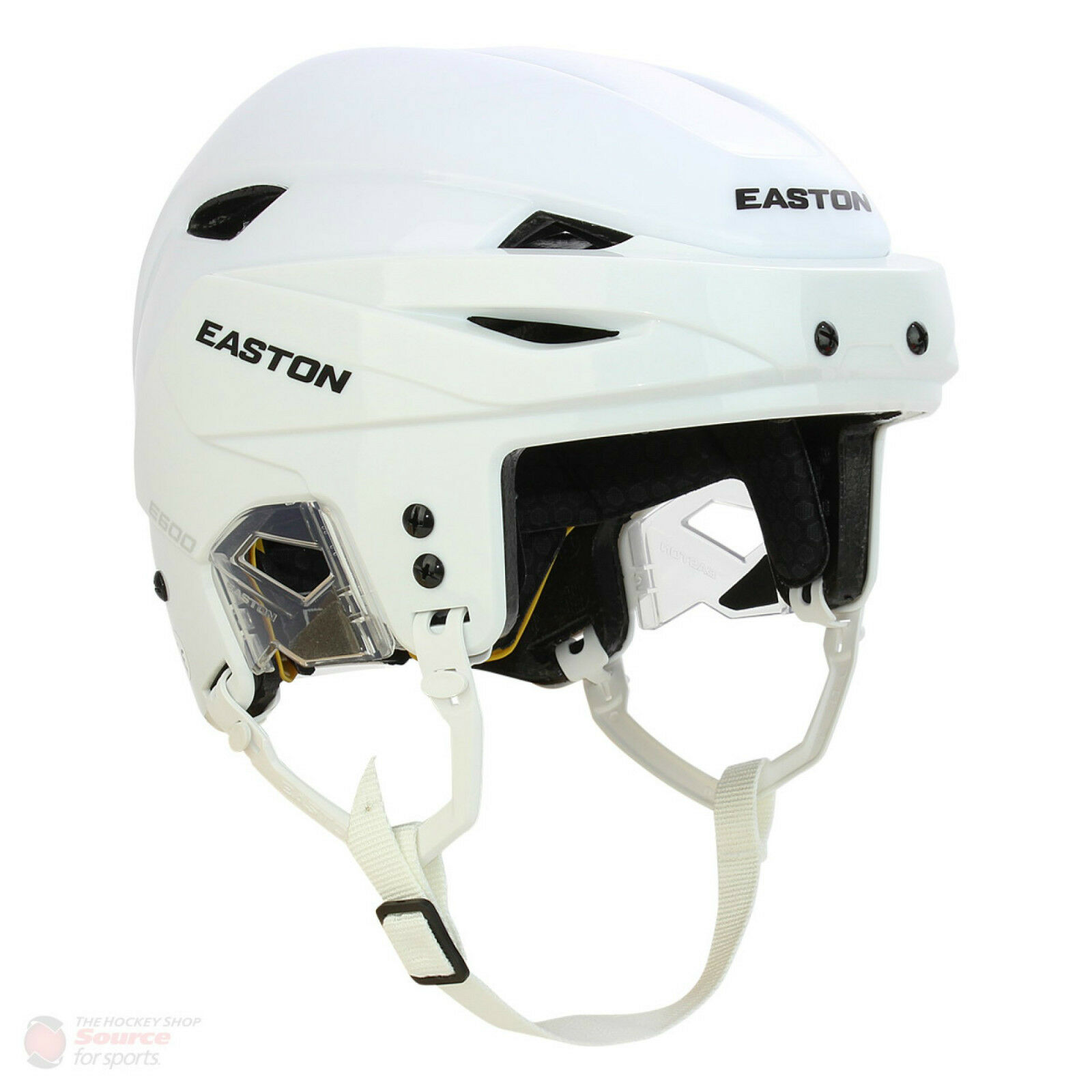 Easton E600 Helm (Senior L - Weiss)