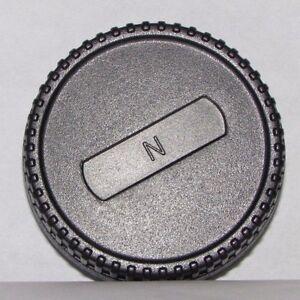 Gebrauchte-034-N-034-Rear-Lens-Cap-fuer-Nikon-F-AI-AI-S-Objektive-b12059