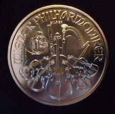 Austrian Philharmonic Fine Silver 2015 1 oz Ounce Bullion Coin Uncirculated .999